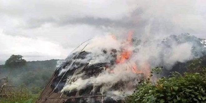 Labé: un feu mystérieux fait des ravage à Djonfô