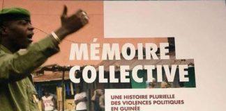 « Mémoire collective » : Des regards croisés sur l'histoire plurielle des violences politiques en Guinée