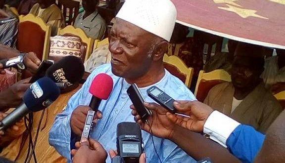 Elhadj Mamoudou Soumah Kountigui de la Basse Guinée