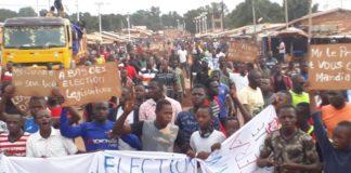 Mandiana : après les Violences, les jeunes projettent une nouvelle manifestation lundi