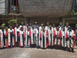Cour Suprême : Le Procureur Général, Maurice Lamey Kamano est installé