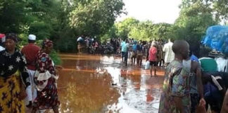 Gaoual inondations