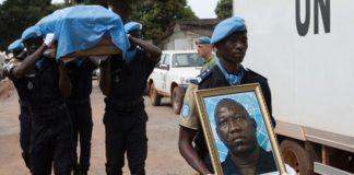 Guinée : Un gendarme guinéen meurt en Centrafrique