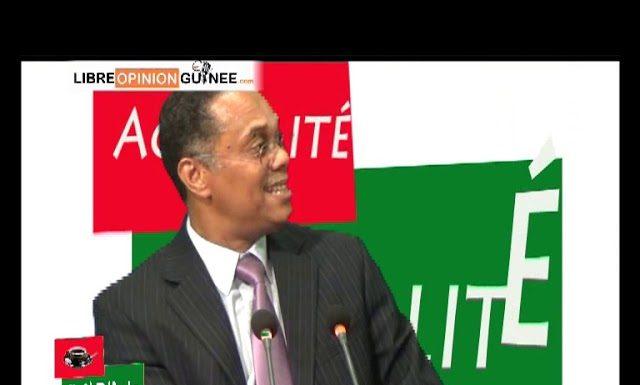 Le représentant du FMI en Guinée, dans l'émission Café débat (vidéo)