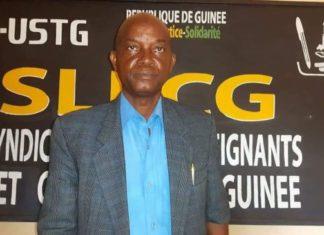 Aboubacar Soumah du SLECG
