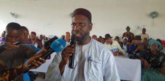 Abdoulaye de l'UFDG Kindia