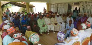 Guinée : les sages et les imams du Foutah chez Cellou Dalein Diallo