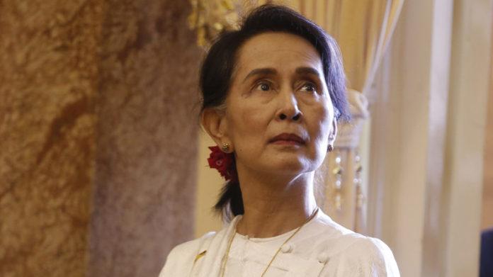 Aug San Suu Kyi