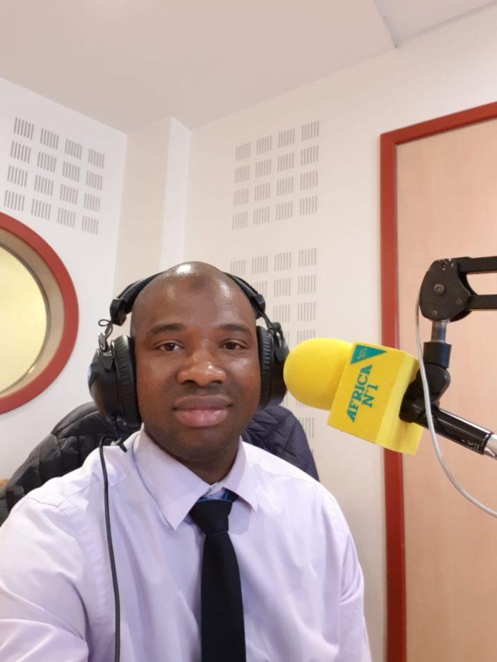 Macka Balde sur Africa No1