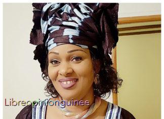 Djidja Balde président de l'association talents de Guinée