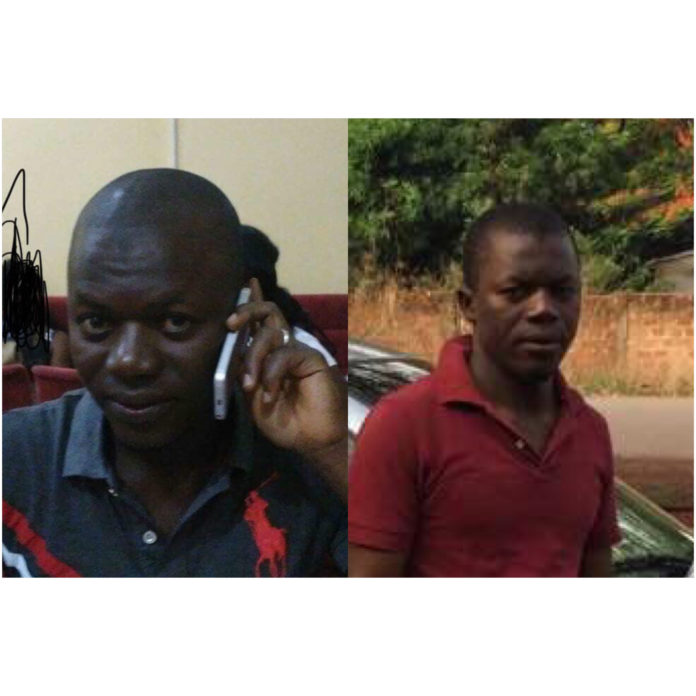Mamadou Saidou Balde bandit de grand chemin