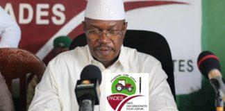 Ousmane Kaba du pades