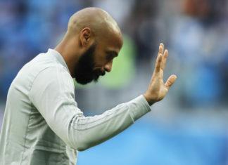 Thierry Henry et l'AS Monaco,