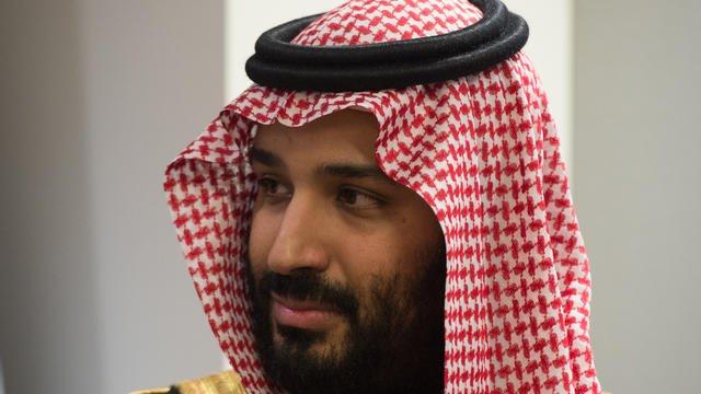 Le prince héritier Mohammed Ben Salmane aurait proposé à Jamal Khashoggi de rentrer. [Bryan R. Smith / AFP]