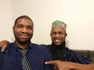 Macka Balde et Mamadou Thug