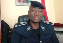 Général Ansoumane Camara Baffoé Directeur général de la police nationale de Guinée