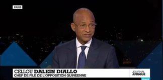 Cellou Dalein Diallo sur TV5