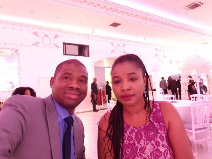 Macka Balde et son épouse Sidi Diallo