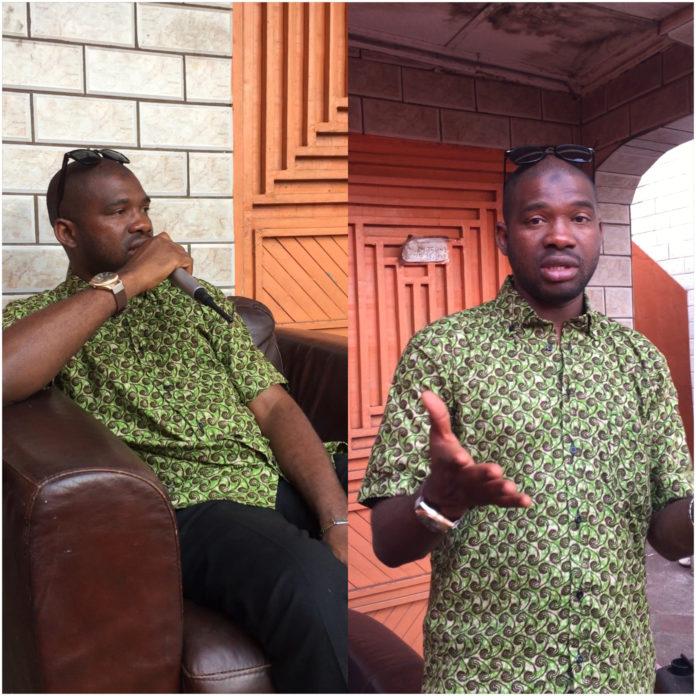 Macka Baldé vice-président des NFD au siège du parti