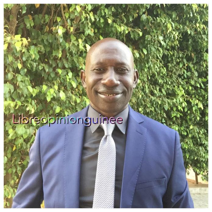 Alhousaini Makanera kaké ancien ministre de la communication