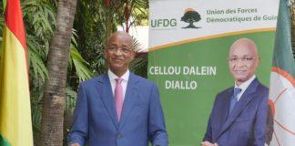 Nouvel An 2019 : Voici le message de Cellou Dalein Diallo, président de l'ufdg (discours)
