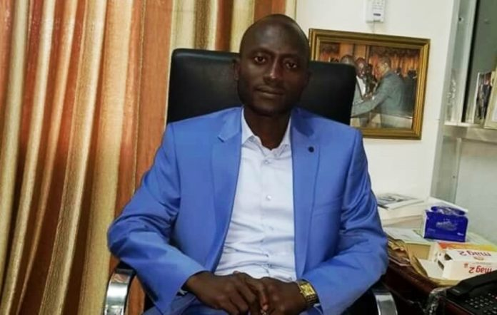 Souleymane Keita du RPG-AEC, conseiller chargé de mission à la présidence de la république