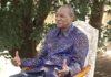 Le président Guinéen Alpha Condé