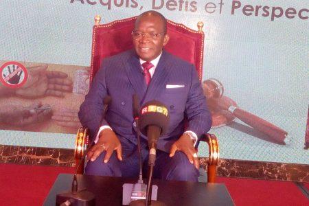 Kassory Fofana premier ministre cher du gouvernement