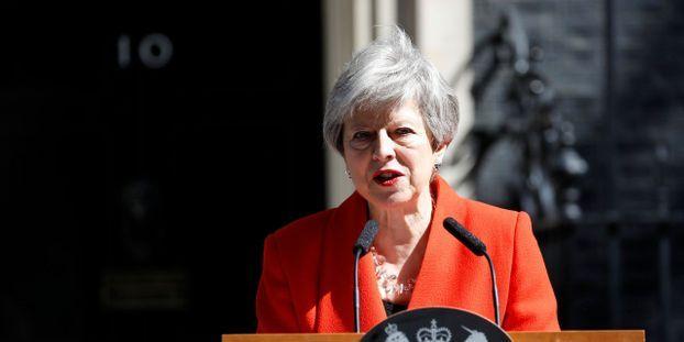 Royaume-Uni : la Première ministre Theresa May annonce sa démission