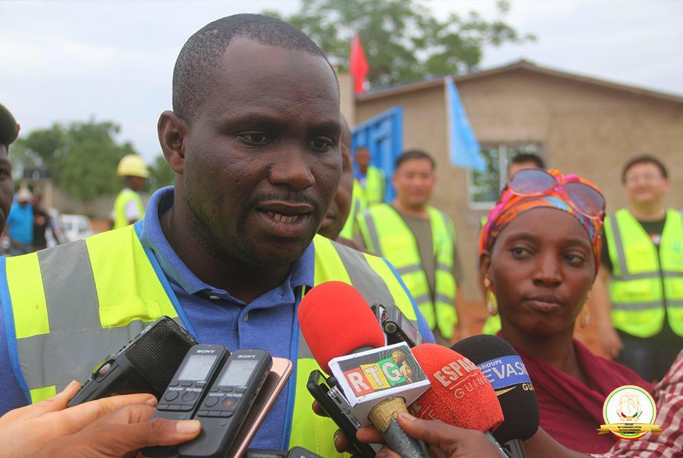 Moustapha Naité ministre des travaux publics
