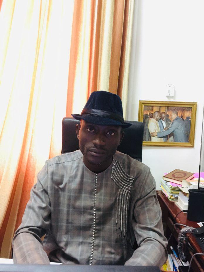 Souleymane Keita Conseiller chargé de mission à la présidence de la république