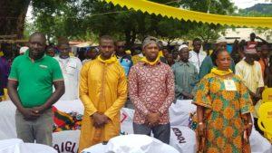 Macka Balde et Aboubacar Sidiki Camara à Kolita Siguiri