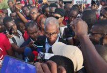 Bah Oury président du parti UDD à Dakar