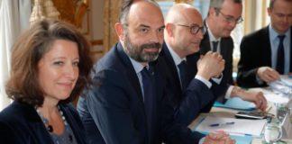 Le premier ministre Edouard Philippe vendredi 10 janvier