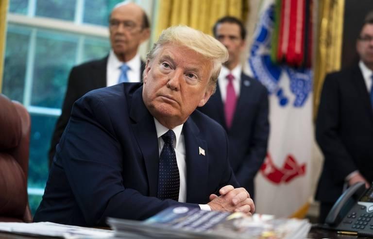 L'état de santé de Donald Trump alimente toutes les spéculations — États-Unis